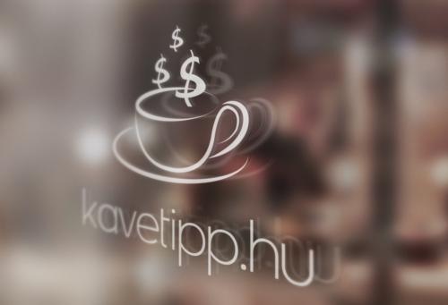 logótervezés kávétipp
